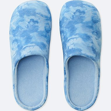MICKEY & THE SUN SLIPPERS, BLUE, medium