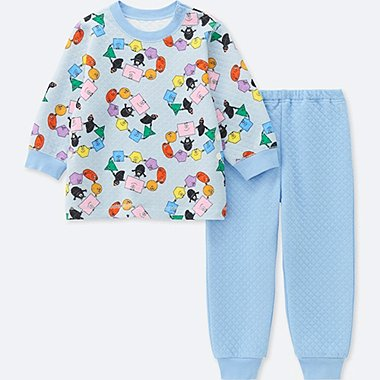 Baby UT gsteppter Pyjama The Picture Book