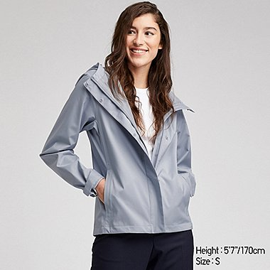 WOMEN BLOCKTECH PARKA, BLUE, medium