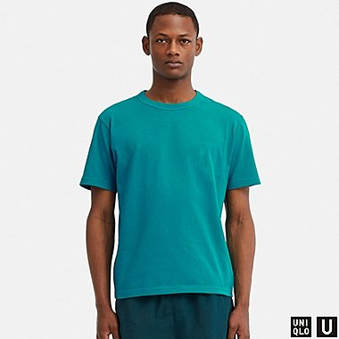 e9bf3399fee MEN UNIQLO U CREW NECK SHORT SLEEVED T-SHIRT