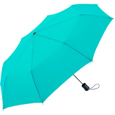 COMPACT UMBRELLA, BLUE, medium