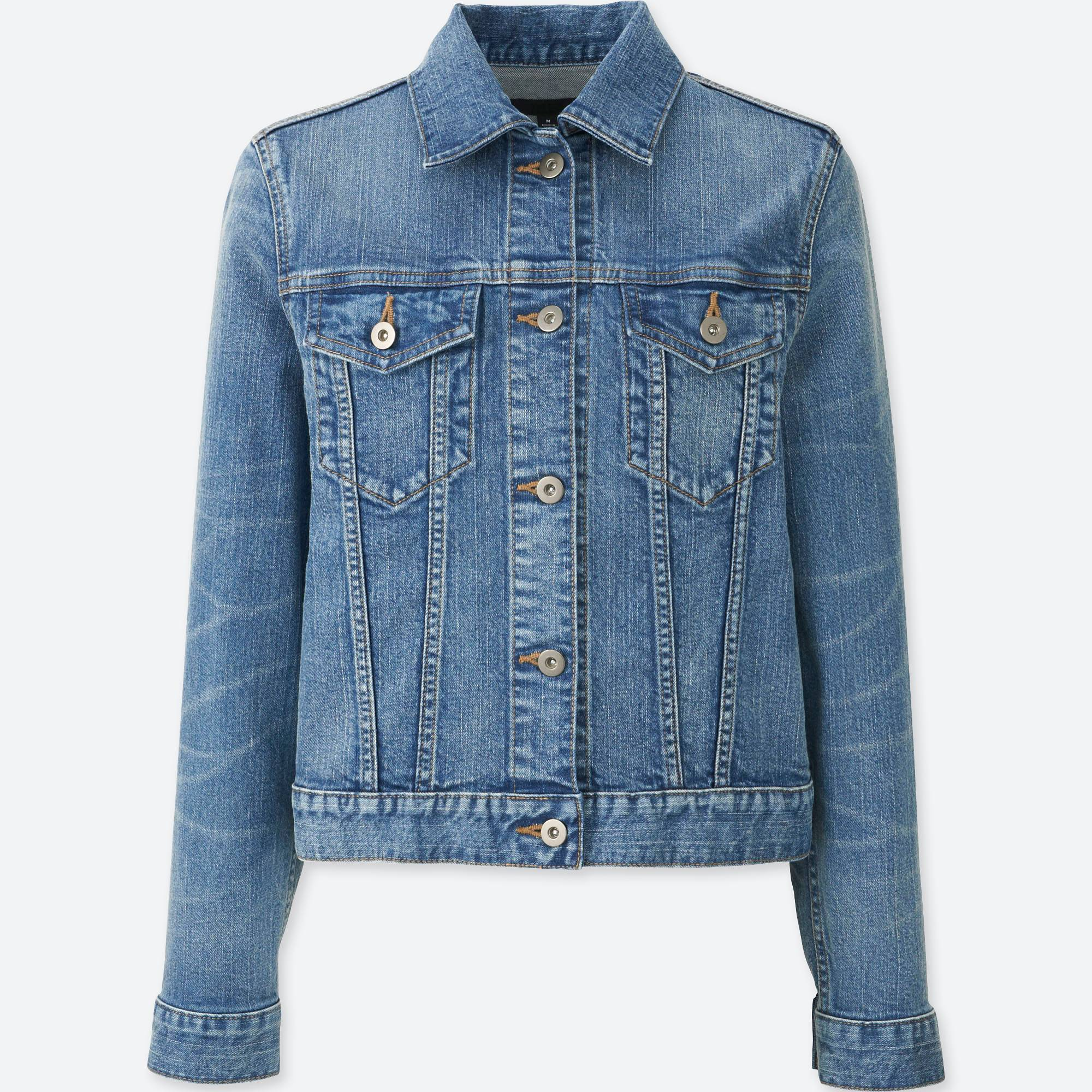 Female Denim Jacket | Outdoor Jacket