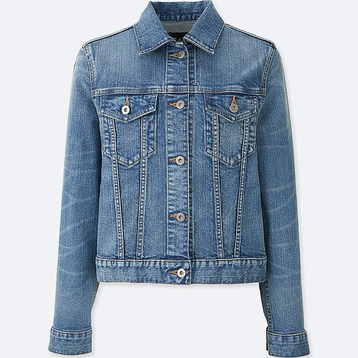 WOMEN DENIM JACKET | UNIQLO US