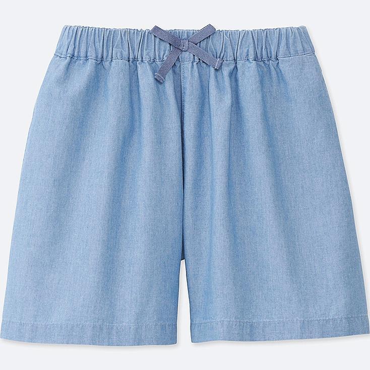 GIRLS Easy Flare Shorts