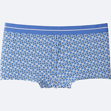 WOMEN Boy Shorts (Geometric)