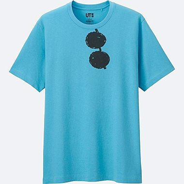 MEN Peanuts Short Sleeve Graphic T-Shirt