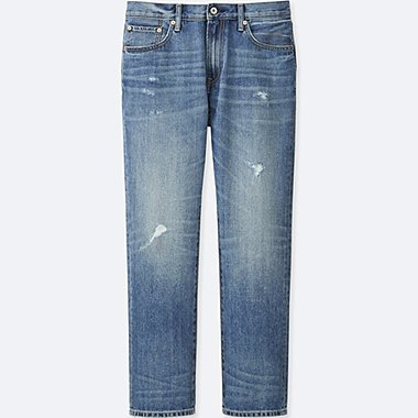 Jean usé Regular Fit HOMME