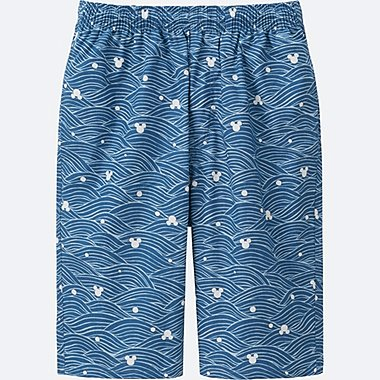 MEN DISNEY COLLECTION STETECO SHORTS, BLUE, medium