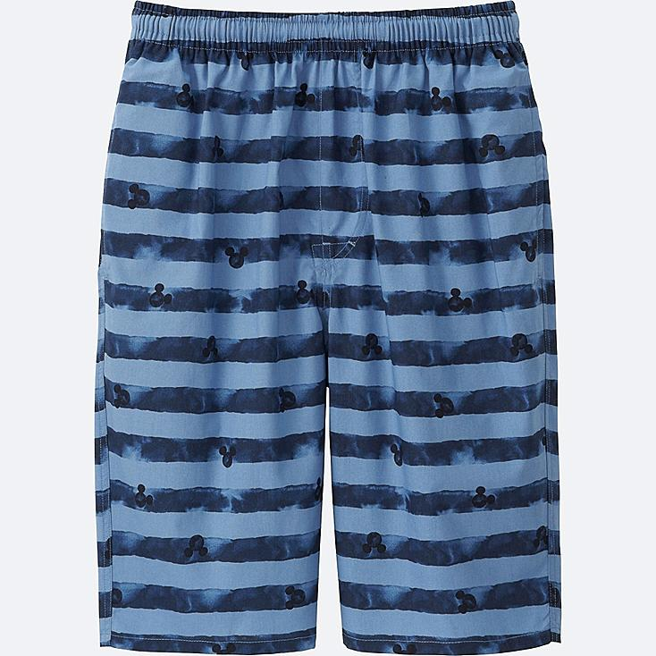 MEN DISNEY COLLECTION STETECO SHORTS, BLUE, large