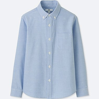KINDER OXFORD BLUSE