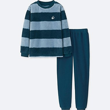 BOYS DISNEY COLLECTION FLEECE LONG SLEEVE LOUNGE SET
