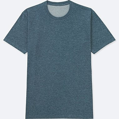 T-SHIRT DRY COL ROND HOMME