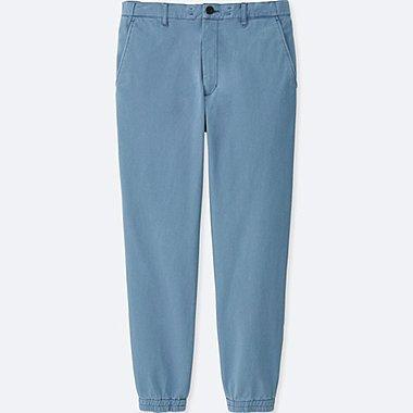 MEN JOGGER PANTS, BLUE, medium