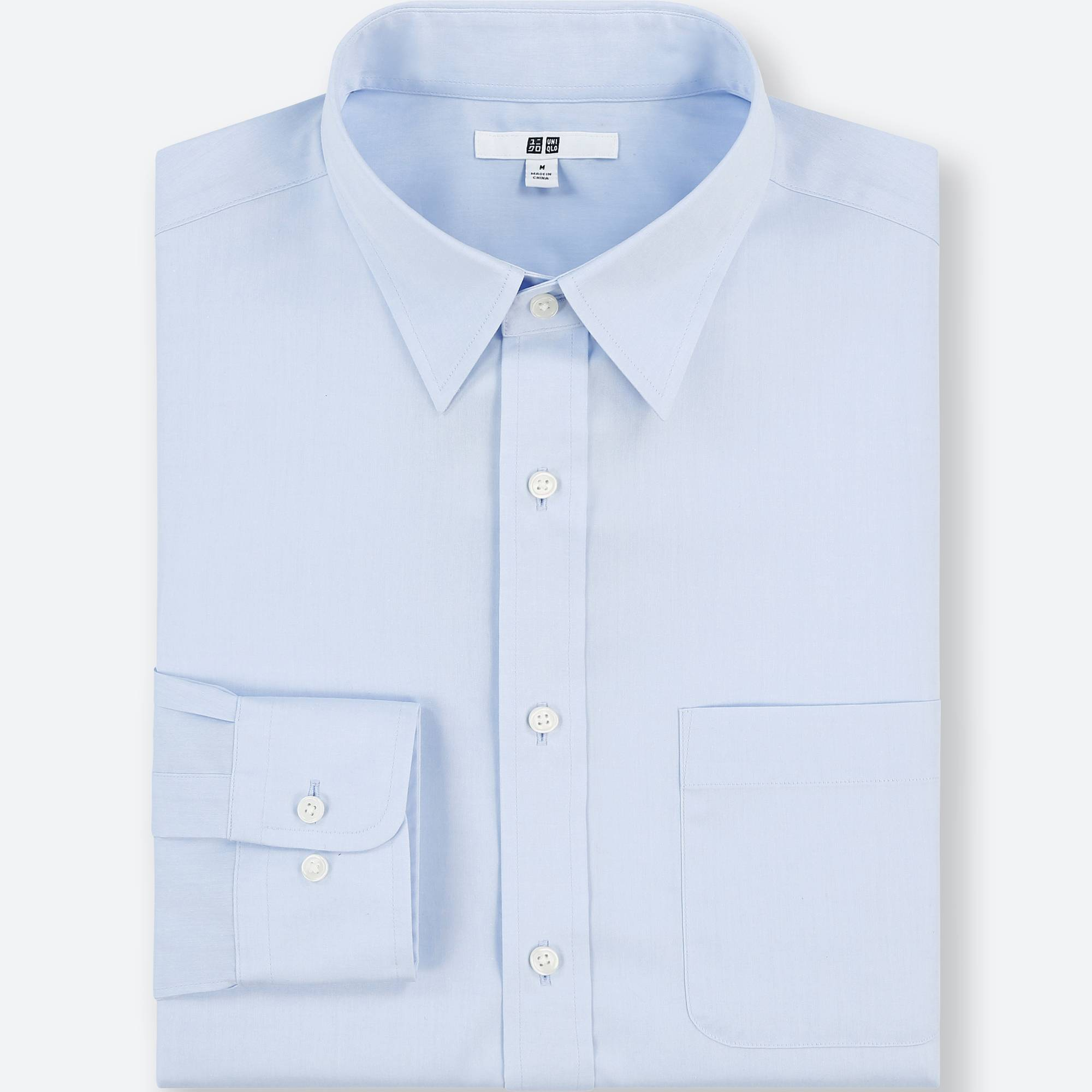 Customized For You Shop Easy Care Shirts Uniqlo Us Uniqlo Us