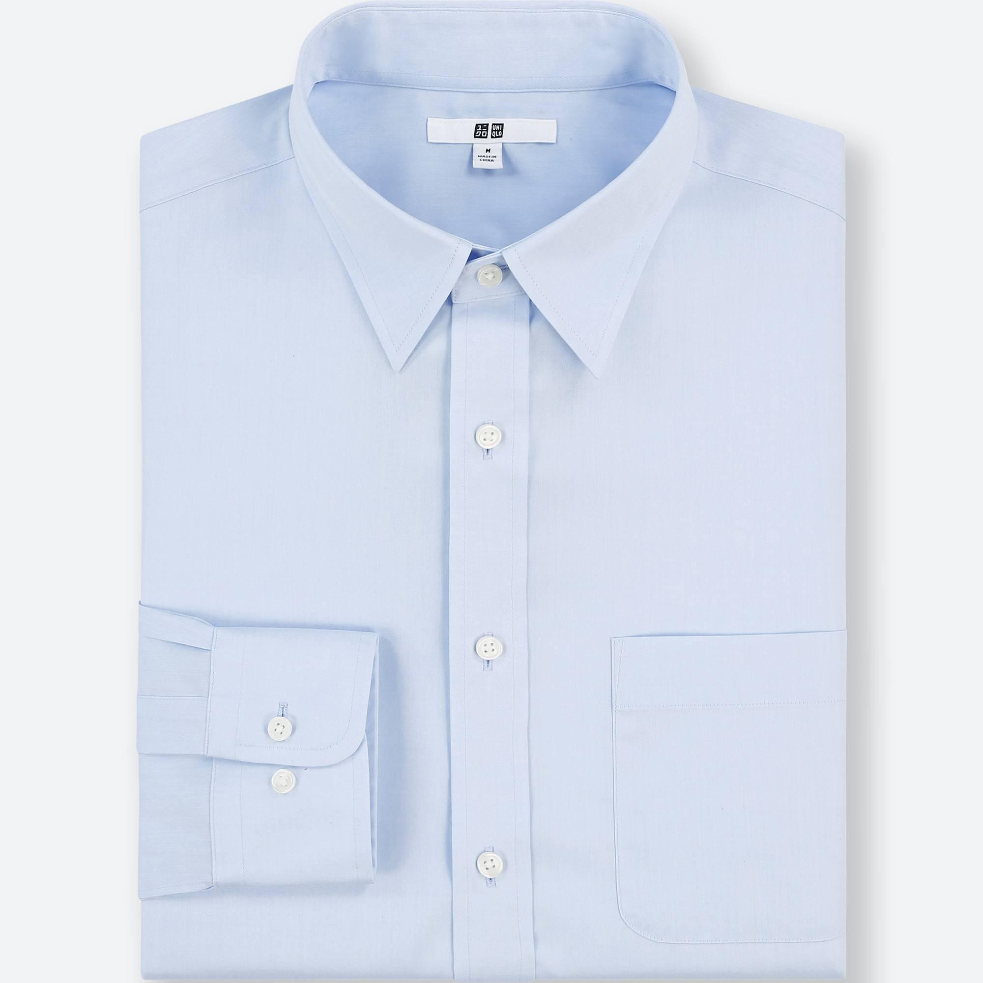 customized for you shop easy care shirts uniqlo us uniqlo us