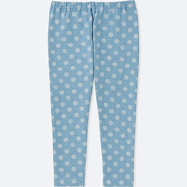 TODDLER LEGGINGS, BLUE, medium