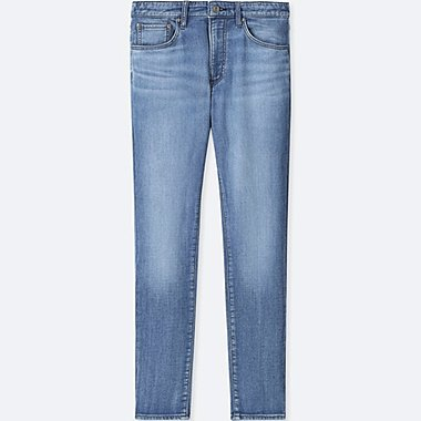 MEN EZY JEANS, BLUE, medium