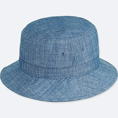 KIDS HAT, BLUE, medium