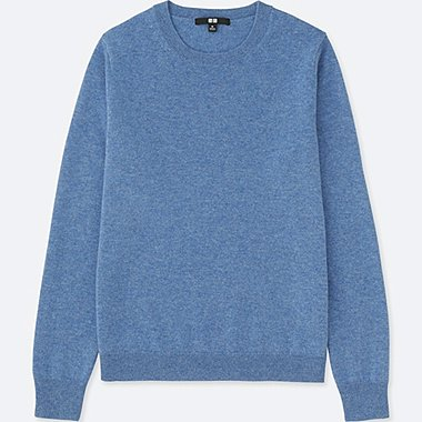 WOMEN CASHMERE CREW NECK JUMPER