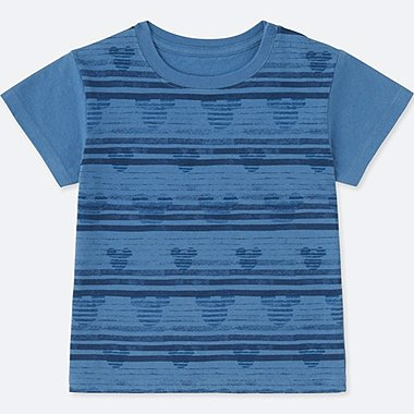 TODDLER MICKEY & THE SUN SHORT-SLEEVE GRAPHIC T-SHIRT, BLUE, medium