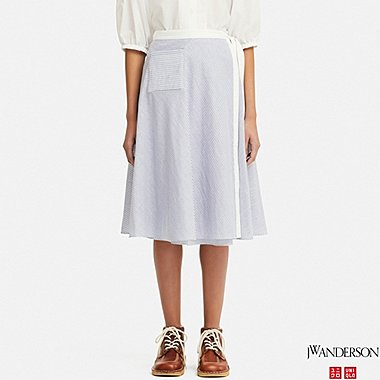 WOMEN JW ANDERSON WRAP SKIRT