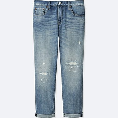 Women's Jeans Distressed Jeans | UNIQLO US
