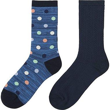 GIRLS Regular Socks - 2 Pairs