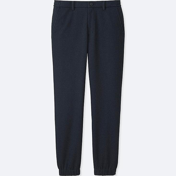 MEN JOGGER PANTS, BLUE, large