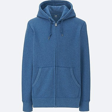 MEN Sweat Full-Zip Hoodie