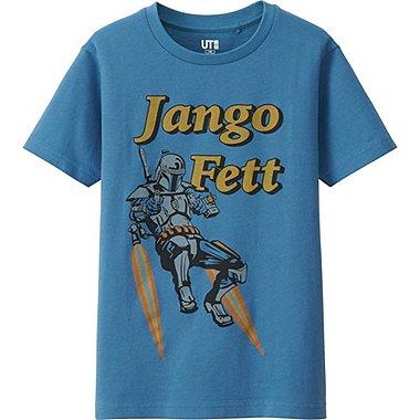 T-Shirt Manches Courtes STAR WARS ENFANT