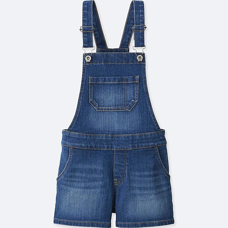 GIRLS Denim Overall
