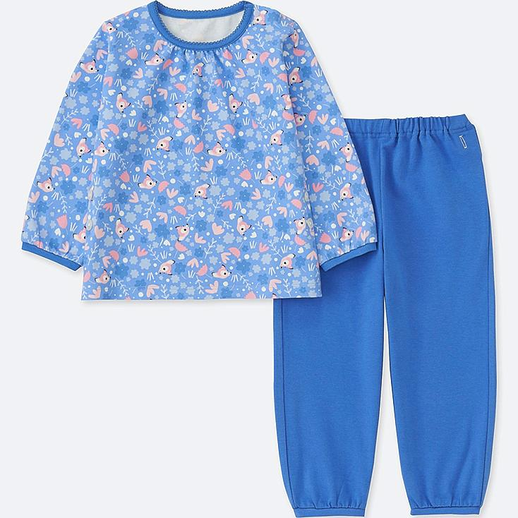 BEBÉ PIJAMA MANGA LARGA COLLECCIÓN DISNEY TEXTIL