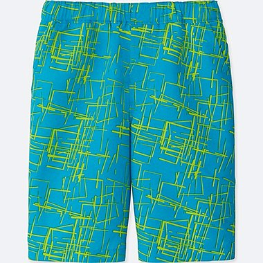BOYS SPRZ NY SWIM SHORTS (NIKO LUOMA), BLUE, medium