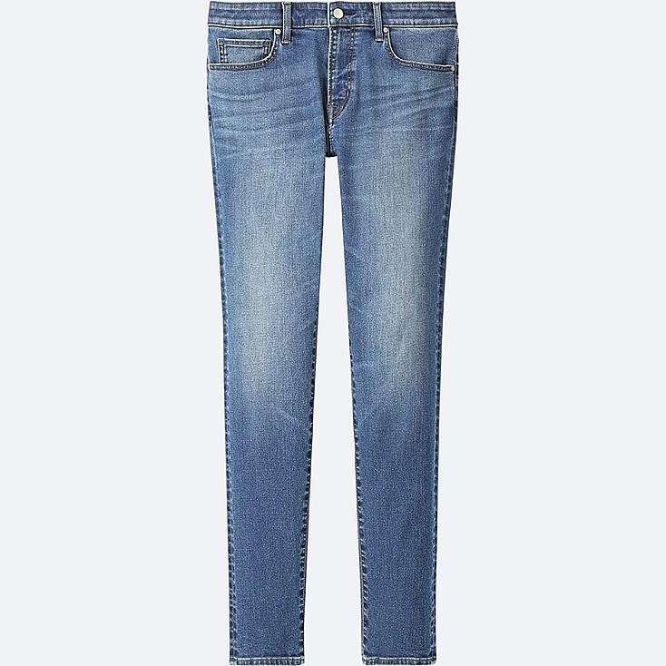 MEN ULTRA STRETCH SKINNY FIT JEANS, BLUE, large