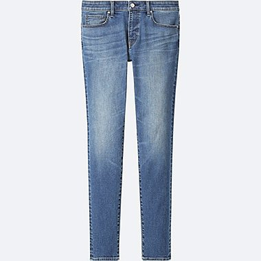 MEN ULTRA STRETCH SKINNY FIT JEANS, BLUE, medium