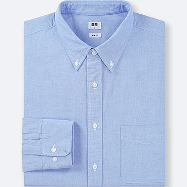 oxford shirts uniqlo us