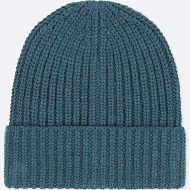 HEATTECH KNITTED BEANIE HAT