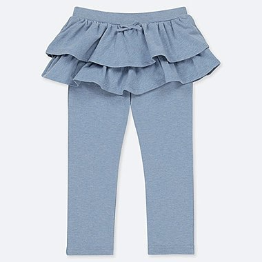 BABIES TODDLER FRILL TROUSERS