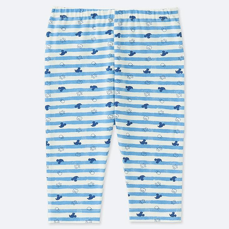 TODDLER MICKEY BLUE CROPPED LEGGINGS, BLUE, large