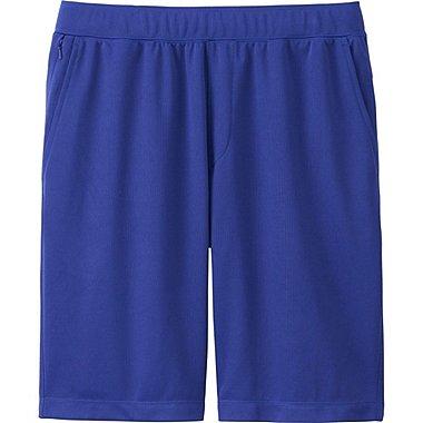 Mens DRY-EX Shorts, BLUE, medium
