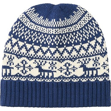 HEATTECH KIDS Knitted Cap