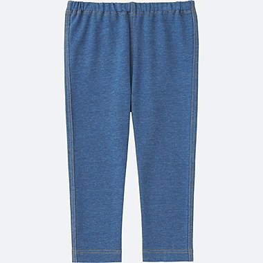 KLEINKIND Leggings Denim Look