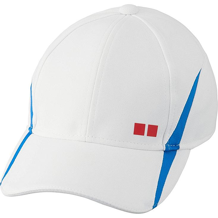 MEN TENNIS CAP, BLUE, large