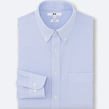 MEN Easy Care Comfort Slim Fit Shirt