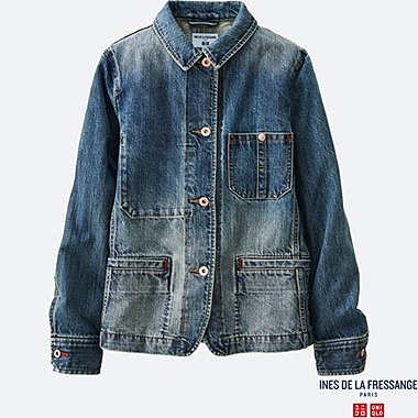 WOMEN INES Denim Jacket