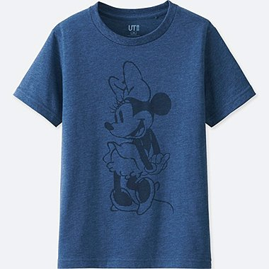 T-Shirt MICKEY BLUE ENFANT