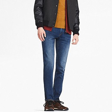 JEAN HEATTECH SLIM FIT HOMME