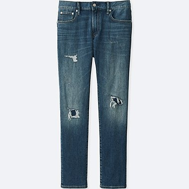 MEN SLIM FIT JEANS (Damaged)