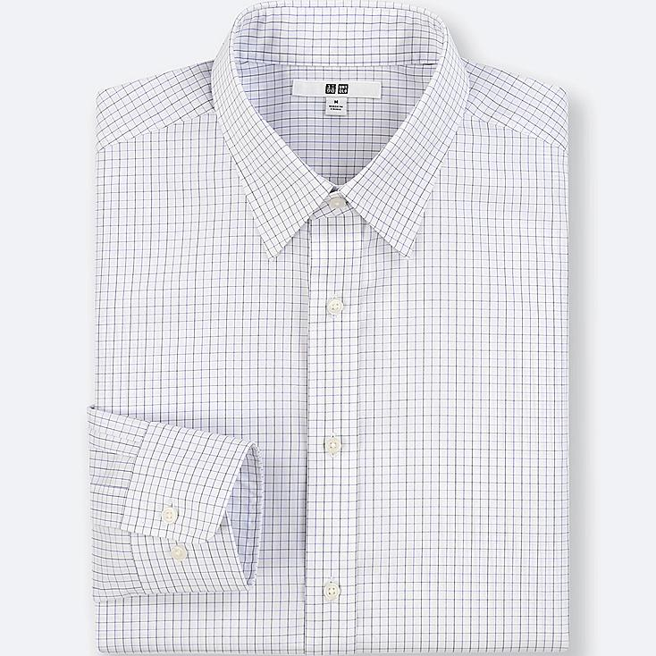 Camisa Easy Care Regular Fit de cuadros HOMBRE