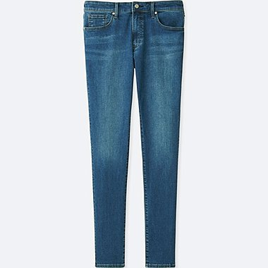 Men Ultra Stretch Skinny Fit Jeans
